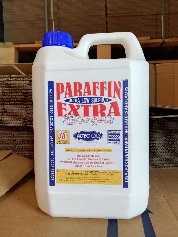 Paraffin Extra 4l bottle